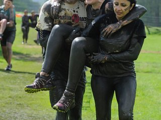 Tough Mudder Half Midlands May 2016